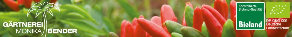 Gärtnerei Monika Bender